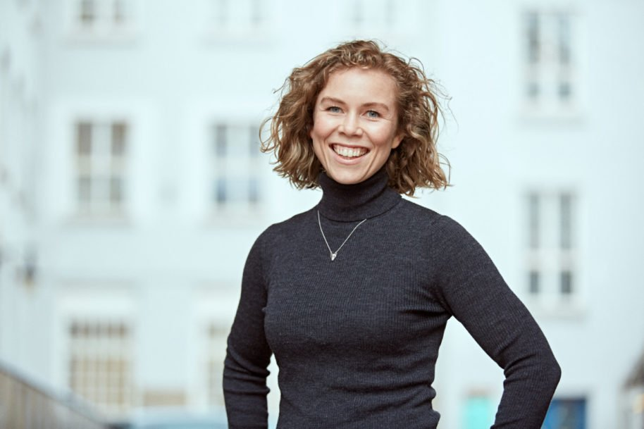 Karen Sofie Sørensen. Foto: Jonathan Vivaas Kise
